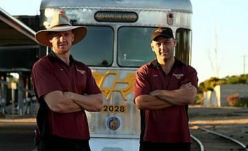 """Discovery Channel надниква в света на австралийския транспорт с поредица """"Австралийски железници"""""""