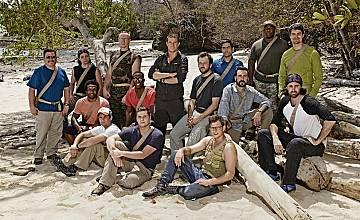 """Discovery Channel представя новия сезон на """"Островът на 14-те с Беър Грилс"""""""