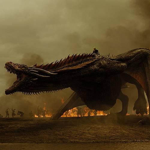 """Ето как ще изглеждат драконите в предисторията на """"Игра на тронове"""""""