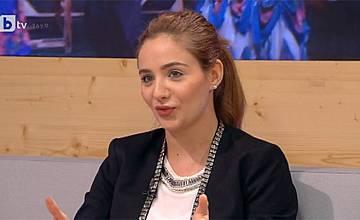 Елен Колева: Обичам Александър и не го крия