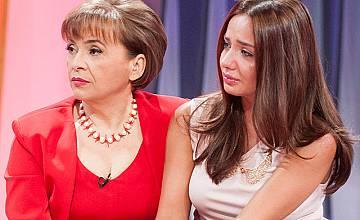 """Елен Колева лее сълзи пред Миглена Ангелова в """"Искрено & лично"""""""