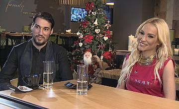 Звездната двойка Ивелин Попов и Елена Паришева празнува Ивановден в първото издание на COOL…T за 2017