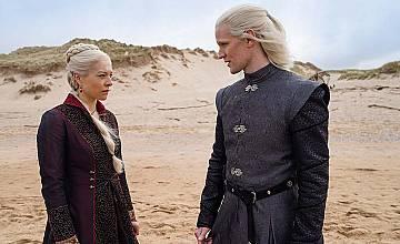 HBO пусна първия официален тийзър на Домът на дракона