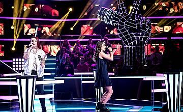 """Сълзи и уникални изпълнения на старта на вокалните двубои в """"Гласът на България"""""""