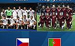 ЕВРО 2008, Чехия и Португалия