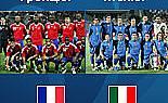ЕВРО 2008, Франция и Италия