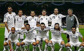 ЕВРО 2008, Гърция и Русия