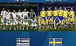 ЕВРО 2008, Гърция и Швеция