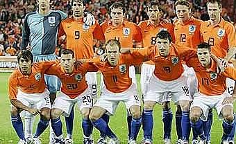 ЕВРО 2008, Холандия и Франция