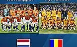 ЕВРО 2008, Холандия и Румъния