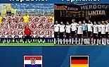 ЕВРО 2008, Хърватия и Германия