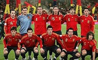 ЕВРО 2008, Испания и Италия