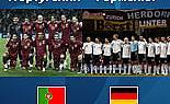 ЕВРО 2008, Португалия и Германия