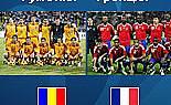 ЕВРО 2008, Румъния - Франция