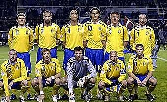 ЕВРО 2008, Швеция и Испания