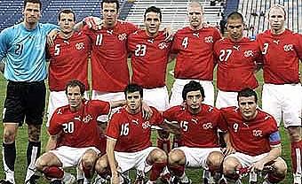 ЕВРО 2008, Швейцария и Португалия