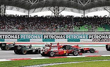 Формула 1 отново: Гран при на Малайзия