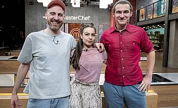 Виолина, Митко и Ивайло са финалистите в MasterChef