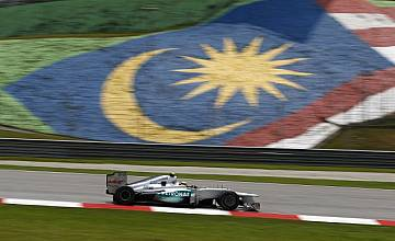 Формула 1 - Гран при на Малайзия