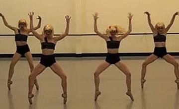 Видео: Кралският балет на Нова Зеландия танцува на Lady Gaga