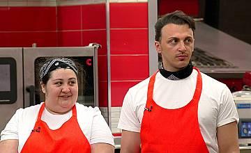 Галя срещу Реджеп за място в топ четири на Hell's Kitchen България