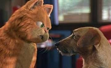 Котешки лудории с Гарфийлд до края на месец юли по bTV Comedy