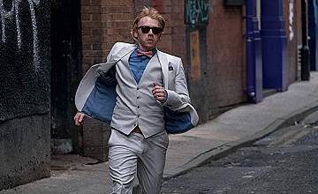 """Рупърт Гринт е в ролята на дребен мошеник  в новия сериал по AXN - """"Гепи"""""""