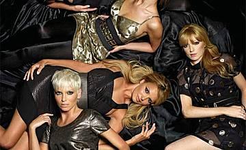 Успешната поп група  Girls Aloud отново заедно