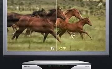 Телевизия с висока резолюция от Евроком HDTV