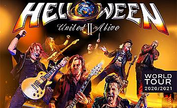 Helloween отново в България с всичките си хитове
