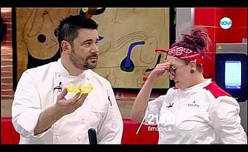 Истинска война за титлата най-добър професионален готвач в Hell's Kitchen започва в първия епизод тази вечер