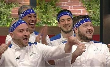 Още един напуска завинаги Hell's Kitchen България