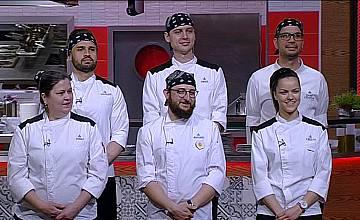 Финалистите на Hell's Kitchen 2019 в битка със звездите от първия сезон на кулинарното шоу