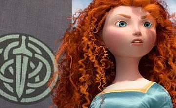 """Анимацията  """"Храбро сърце"""" е най-касовата премиера на Pixar у нас"""