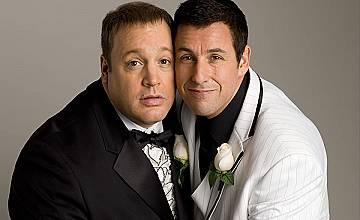 Обявявам ви за законни Чък и Лари I Now Pronounce You Chuck and Larry (2007)