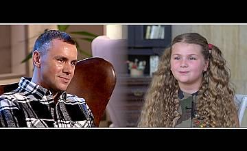 """Малката дъщеря на Ицо Хазарта – Лора, разказва за връзката с бащата си в """"Търси се"""""""
