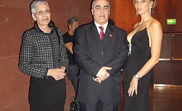 Румяна  Маринова  в международно жури на  Мисис Глоуб 2009