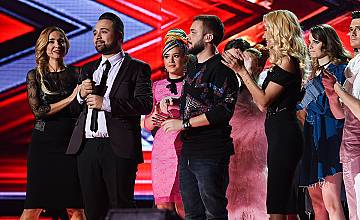 Зрителите на X Factor се разделиха с Иван Димитров през изминалата вечер
