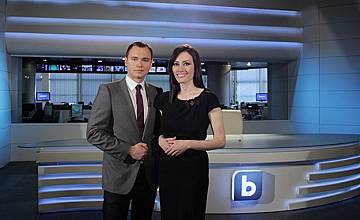 Лиляна Боянова и Иван Георгиев са новите водещи на bTV Новините