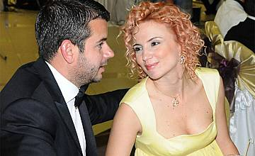 Потвърдено: Иван Христов и Ирина Сарачинова  женени
