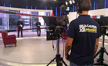 Изборите в ефира на Bulgaria ON AIR TV