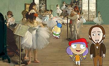 """Децата учат и се забавляват с """"Рано сутрин с Da Vinci"""" през април"""