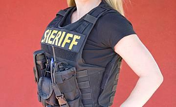 Жените полицаи от окръг Броуърд