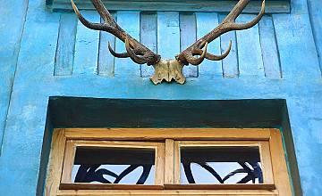 """Три етажа синя хармония в сърцето на София в """"Животът е прекрасен с Лео Бианки"""""""