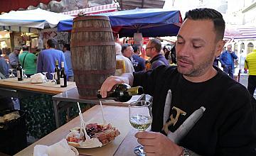 """Изкусителните street food вкусове на Италия превземат """"Животът е прекрасен с Лео Бианки"""""""