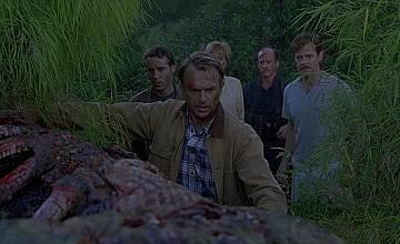 Джурасик парк III | Jurassic Park III (2001)
