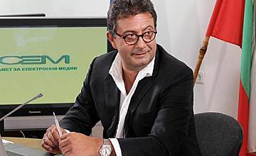 Константин Каменаров е новият генерален директор на БНТ