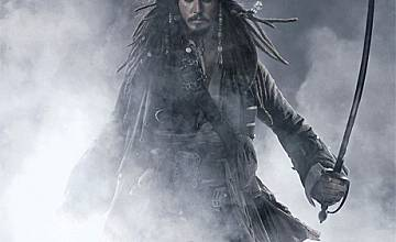 """Джак Спароу поздрави феновете на Карибски пирати в първия тийзър на  """"Карибски пирати: В непознати води"""""""
