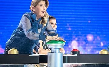 """Супер забавни участници и за първи път Зелен бутон в """"България търси талант"""""""