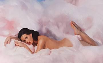 Портрет на Katy Perry от известен художник става обложка на новия албум на звездата